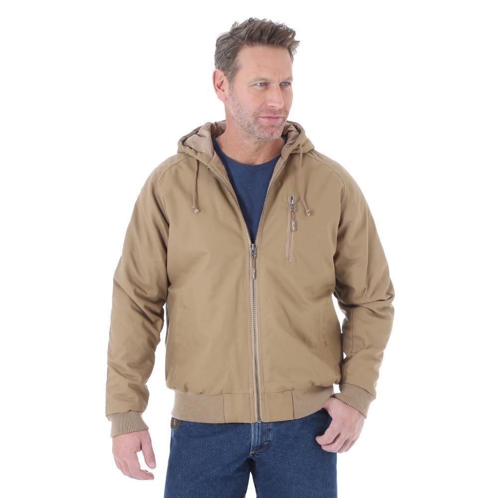 Men's Size Large Tall Rawhide Utility Jacket
