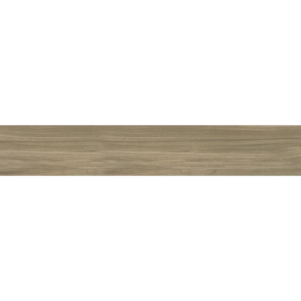 Carolina Timber Saddle 6 in. x 36 in. Glazed Ceramic Floor