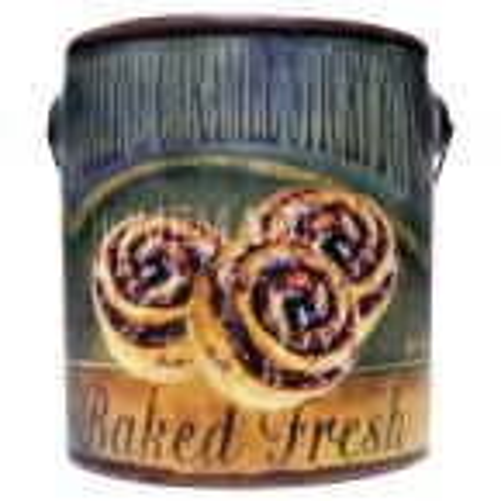 Farm Fresh Ceramic Candle Praline Caramel