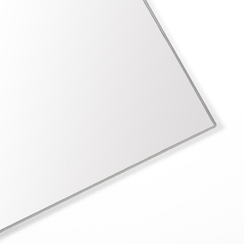 Palsun 14 in. x 11 in. x .093 in. Clear Polycarbonate Sheet