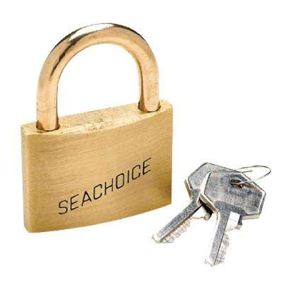 Keyed-Alike Solid Brass Padlocks