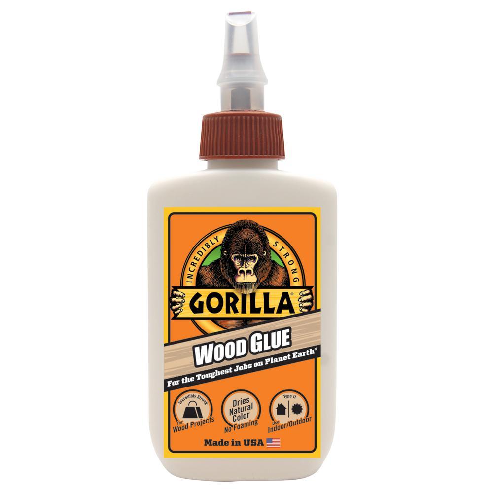 Gorilla 4 fl. oz. Wood Glue