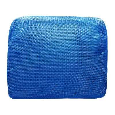Hot Tub Booster and Seat Spa Cushion in Blue