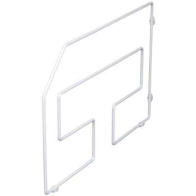 12 in. x 0.94 in. x 19.5 in. Tray Divider Cabinet Organizer
