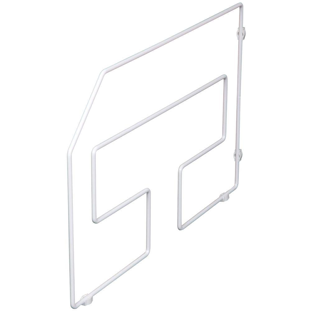 12 in. x 0.94 in. x 19.5 in. Tray Divider Cabinet