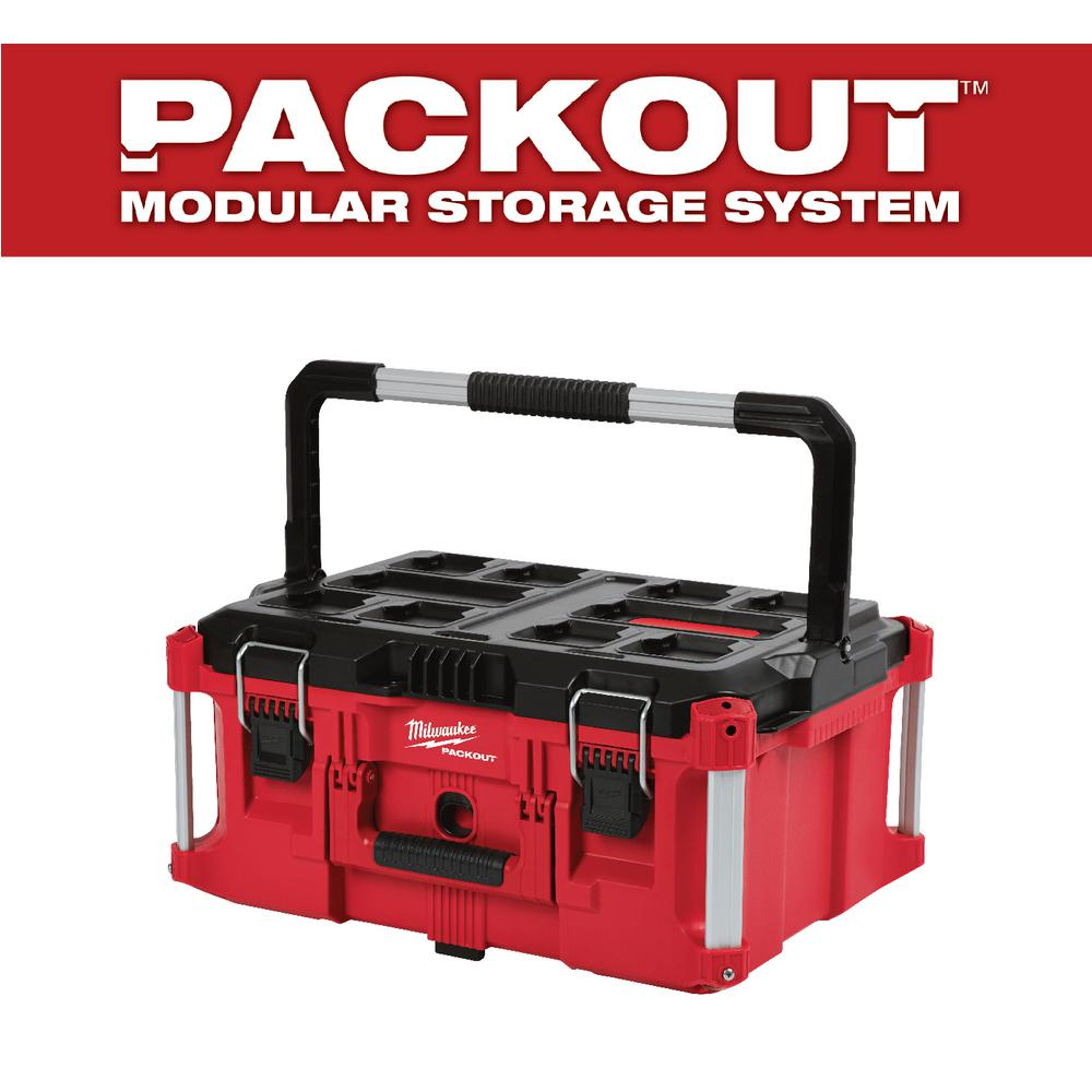 Milwaukee PACKOUT 22 in. Large Tool Box