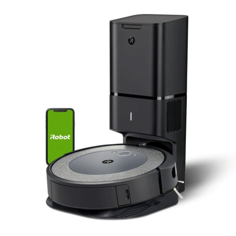 iRobot® Roomba® i3+ (3550) Wi-Fi Connected Robot Vacuum with Automatic Dirt Disposal
