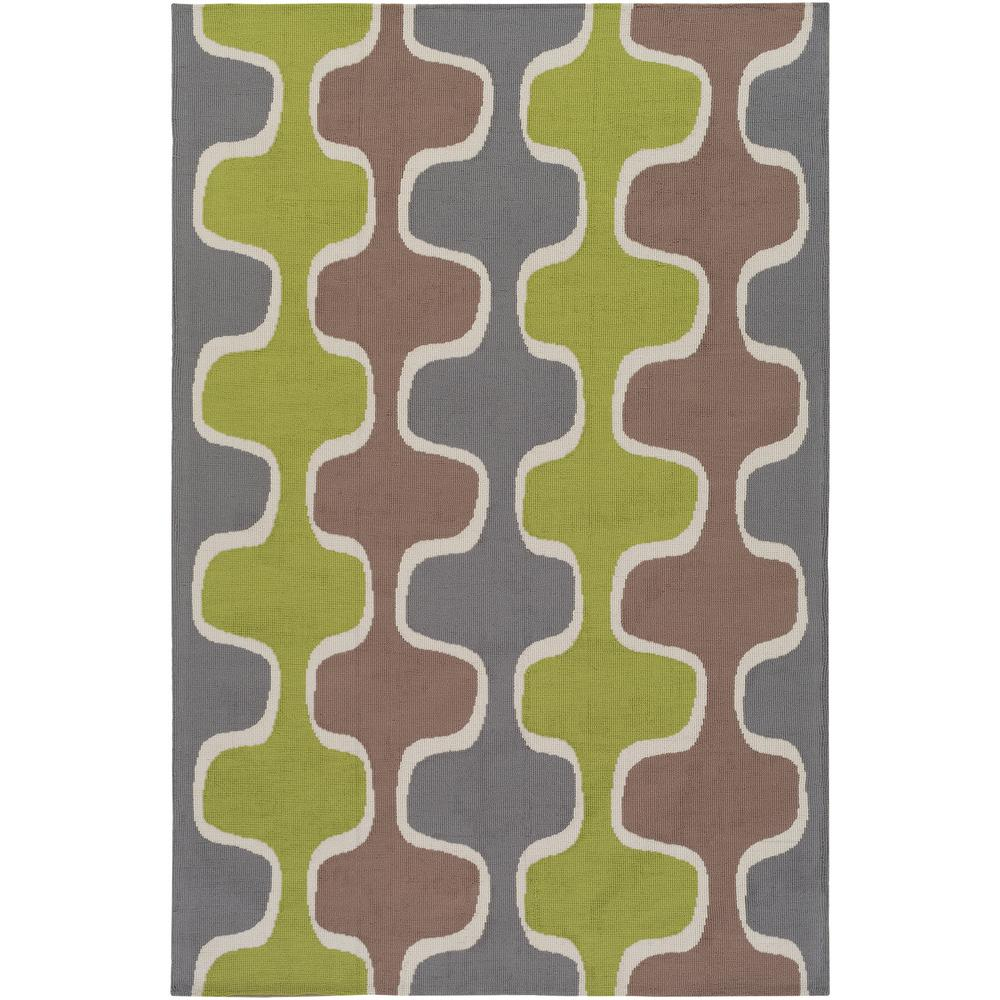 Lime Green Area Rug: Artistic Weavers Joan Clermont Lime Green 7 Ft. 6 In. X 9
