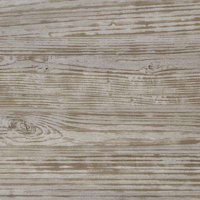 Bedford Wood Light 7.5 in. x 47.6 in. Luxury Vinyl Plank Flooring (24.74 sq. ft. / case)