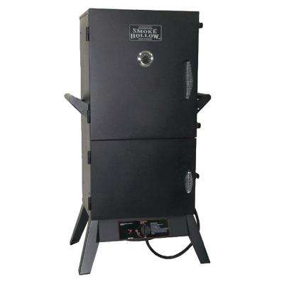 38 in. Vertical Propane Gas Smoker