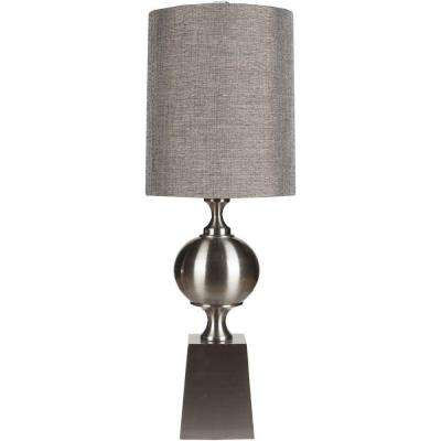 Delevan 33 in. Oil-Rubbed Bronze Table Lamp