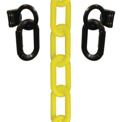 10 ft. Magnet Ring/Carabiner Kit Plastic Chain