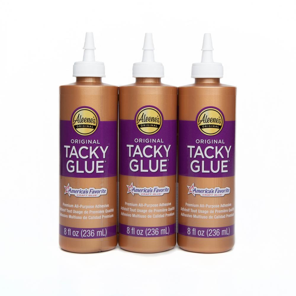 8 oz. Original Tacky Glue (3-Pack)