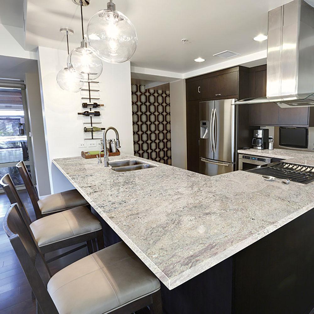 Black Granite Countertops Countertops The Home Depot