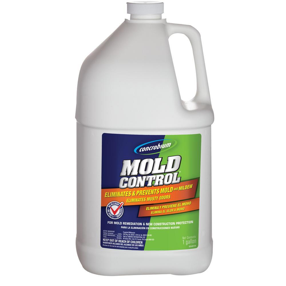 Concrobium 1 Gal Mold Control Jug 025001 The Home Depot