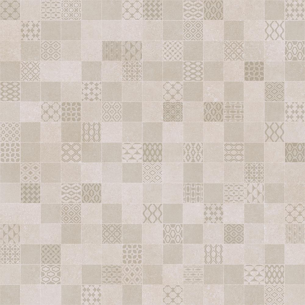 Take Home Sample - Tamarindo Tile Residential Sheet Vinyl Flooring - 6 in. x 9 in.