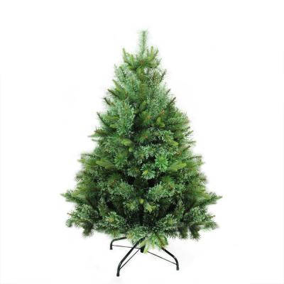 4.5 ft. x 37 in. Cashmere Mixed Pine Full Artificial Christmas Tree