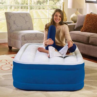 Simmons Beautyrest Plush Aire  15in. Twin Air Mattress with Pump Included