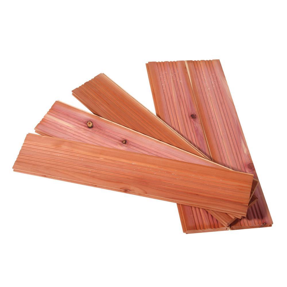 Cedar Drawer Liners (5-Pack)