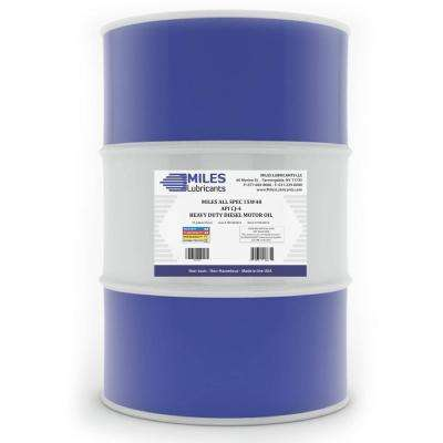 All Spec 15W-40 API CK-4, 55 Gal. Heavy Duty Diesel Motor Oil Drum
