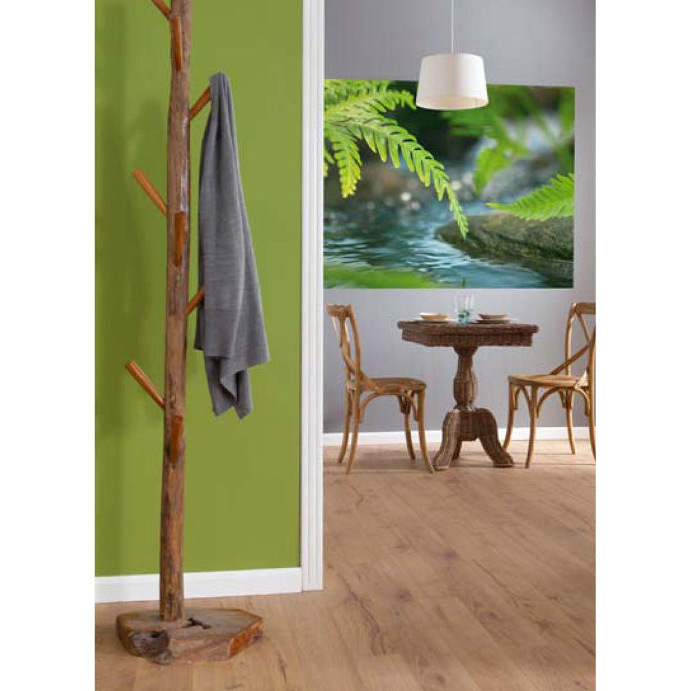 Komar 50 in. x 72 in. Along the River Wall Mural