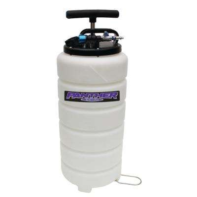 Pro Series 15 l Pneumatic or Manual Heavy-Duty Oil Extractor