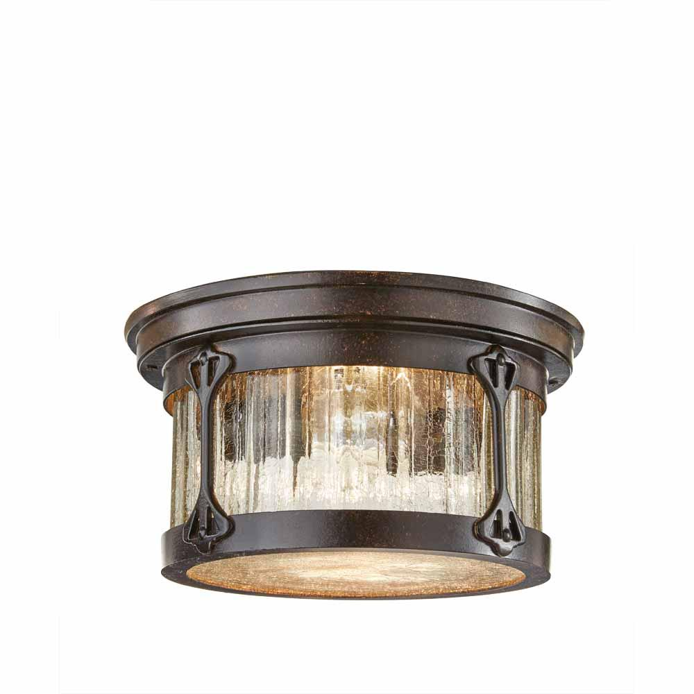 Home decorators collection lamont 2 light chestnut outdoor home decorators collection lamont 2 light chestnut outdoor flushmount workwithnaturefo