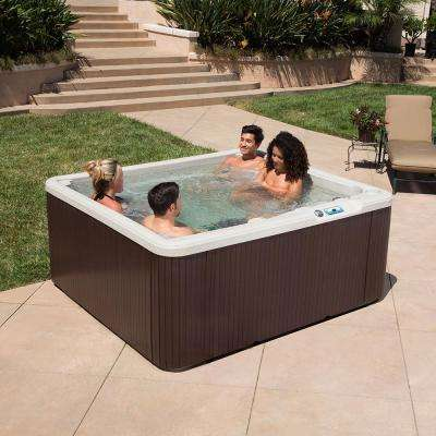 LS350 Plus 5-Person 21-Jet Plug and Play Spa Includes Free Delivery