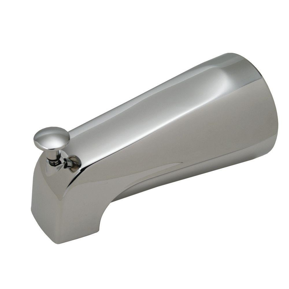 Mixet Diverter Tub Spout in Chrome