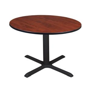 Cain Cherry Round 48 in. Breakroom Table