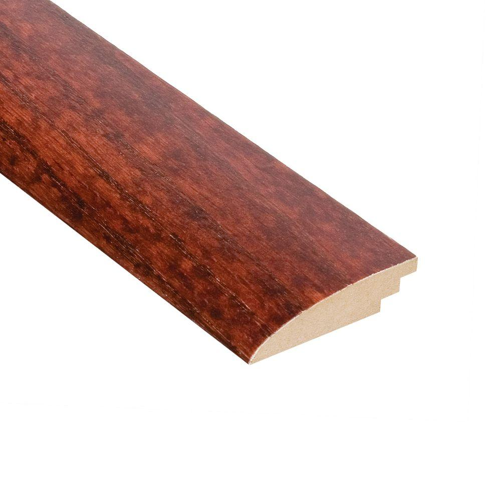 Home Legend Hickory Tuscany 3/4 in. Thick x 2 in. Wide x 78 in. Length Hardwood Hard Surface Reducer Molding