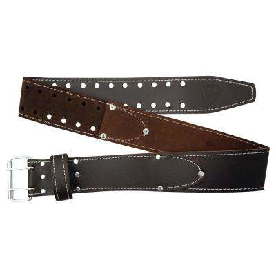2.5 in. Oil Tanned Leather Work Belt