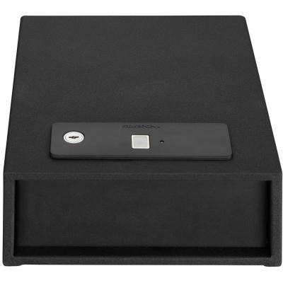 Quick Access Auto Open Drawer Safe with Biometric Lock