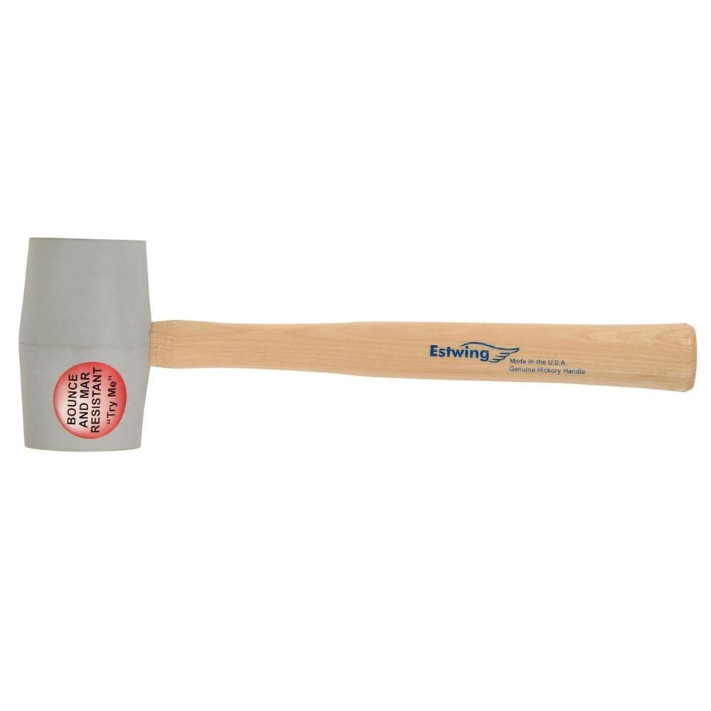 Estwing 12 Oz Double Face Soft Hammer Dfh12 The Home Depot