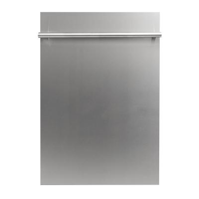 18 in. Top Control Dishwasher in Stainless Steel with Stainless Steel Tub and Modern Style Handle, ENERGY STAR