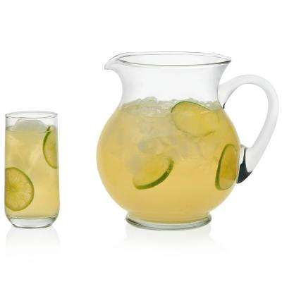 Acapulco 5-Piece Glass Entertaining Set
