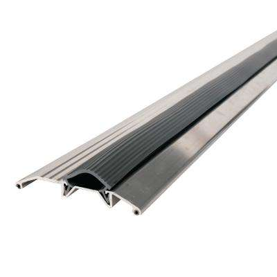 6 ft. x 3-3/4 in. x 3/4 in. Vinyl and Aluminum Threshold