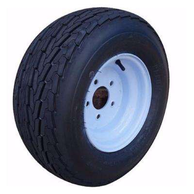 5 Hole 90 PSI 20.5 in. x 8-10 in. 10-Ply Tire and Wheel Assembly