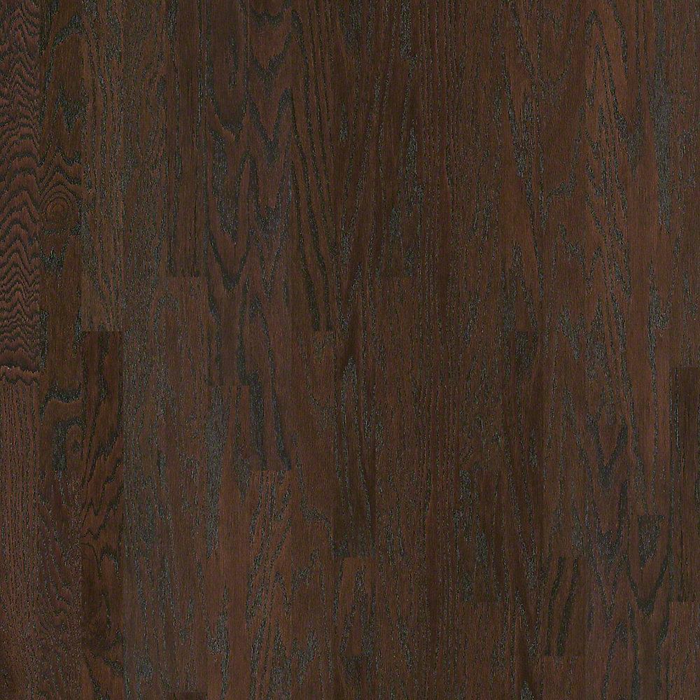 Take Home Sample - Bradford Oak Nutmeg Oak Engineered Hardwood Flooring - 3.25 in. x 8 in.