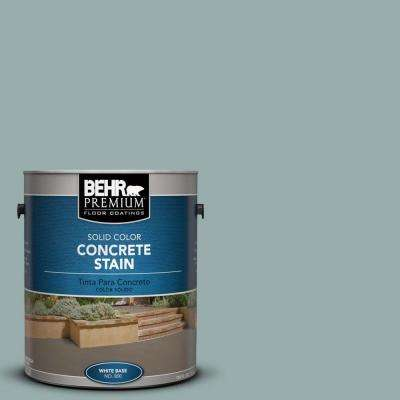1 gal. #PFC-46 Barrier Reef Solid Color Interior/Exterior Concrete Stain