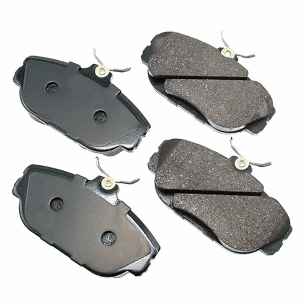 FRONT BRAKE PADS for FORD LINCOLN MERCURY TAURUS WINDSTER SABLE Premium Brakes
