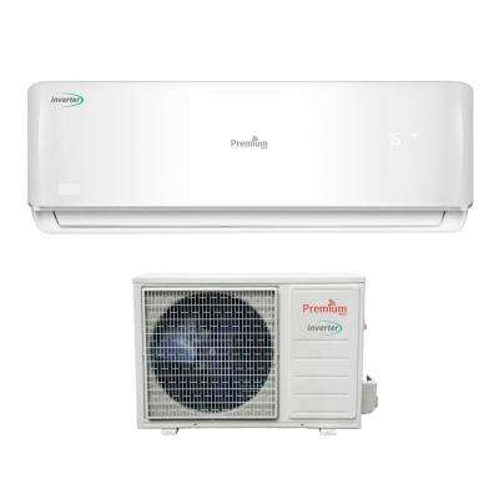 12,000 BTU 1 Ton Mini Split Air Conditioner with Wi-Fi 220-Volt/60Hz