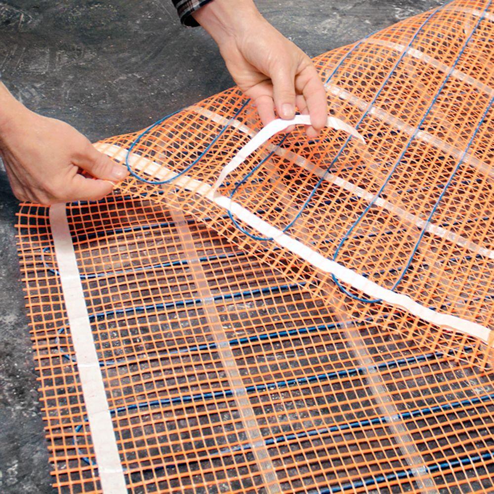Radiant Floor Heating Mat
