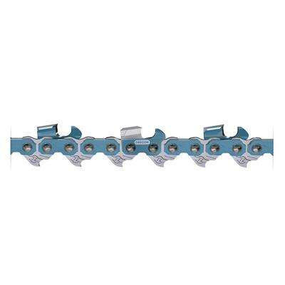 Low-Vibration Full Chisel Cutter Saw Chain 3/8 in. Pitch 0.050 in. Gauge Standard Sequence 84 Drive Links