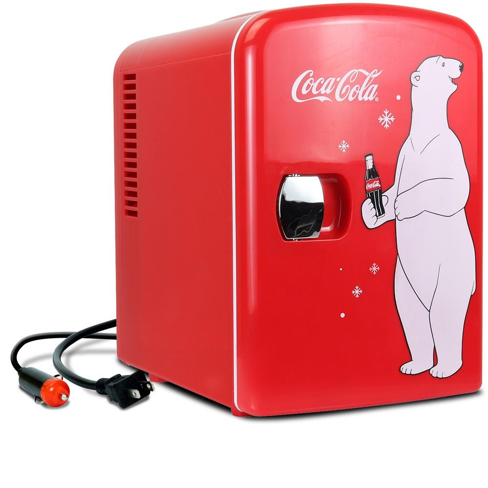 Coca Cola Personal Mini Fridge