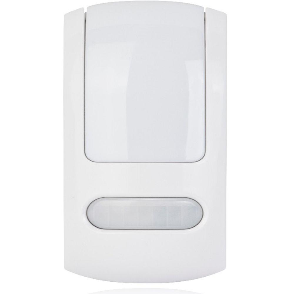 Home Depot Motion Detector Lights: Hampton Bay LED Slim Profile Night Light With Motion