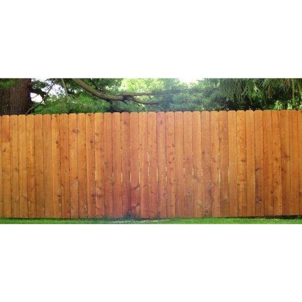 Could Cedar Dog Ear Fence Pickets Be The Sauna Builders Cost Effective Work Around Saunatimes
