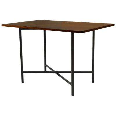Milo Chestnut and Black Writing Desk