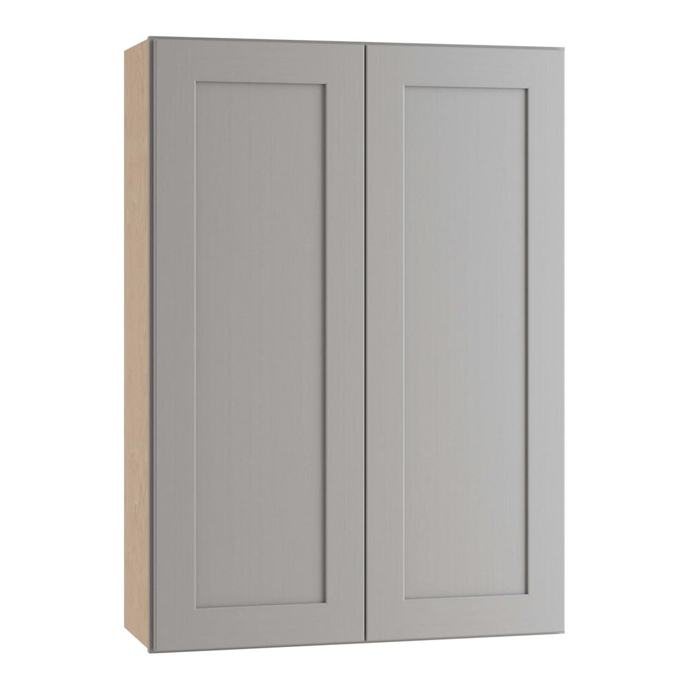 Gray Kitchen Cabinets Home Depot: Home Decorators Collection Tremont Assembled 36 In. X 36