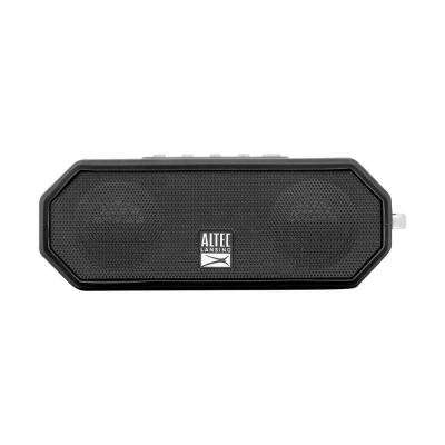 Jacket H20 4 Black Speaker
